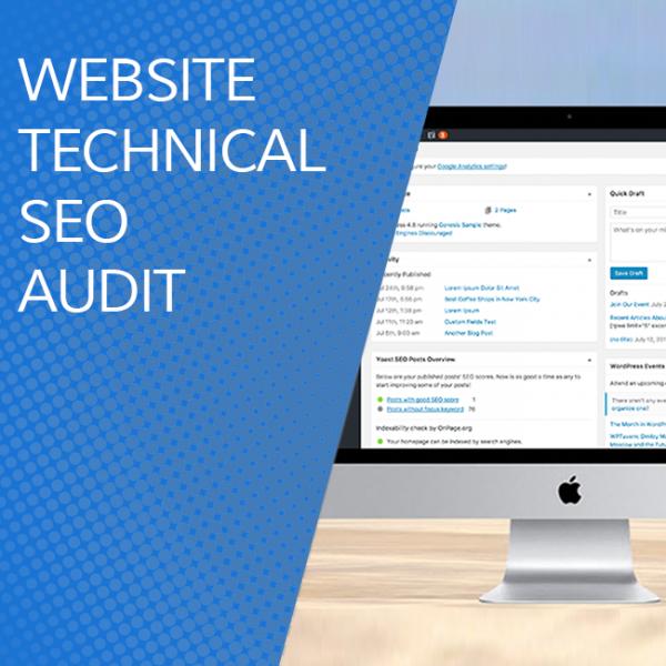 Website Technical SEO Audit