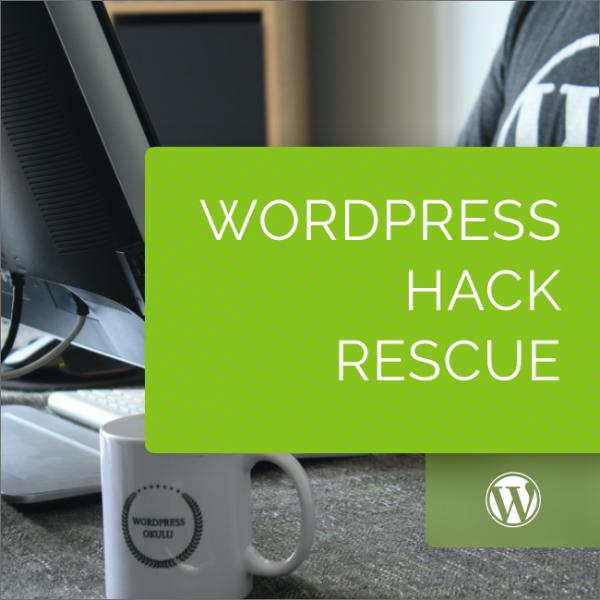 WordPress Hack Rescue