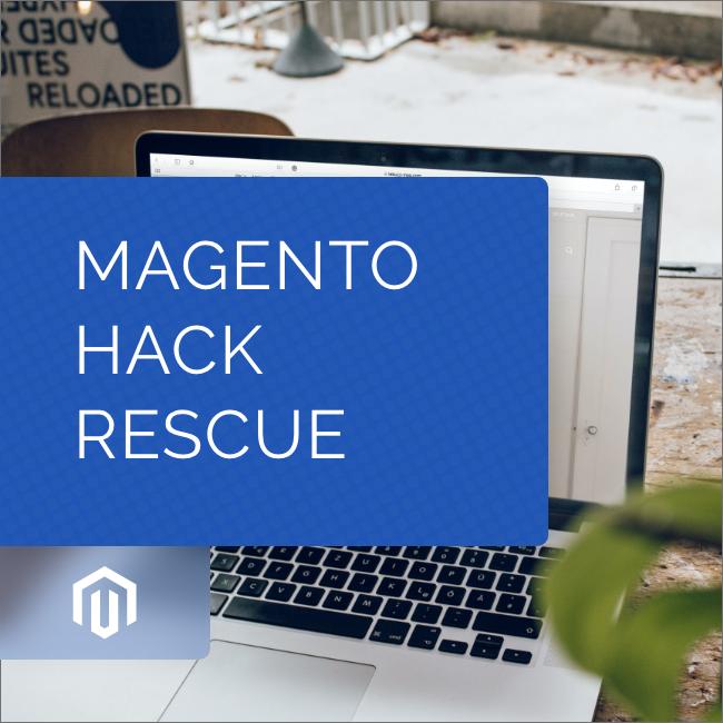 Magento Hack Rescue