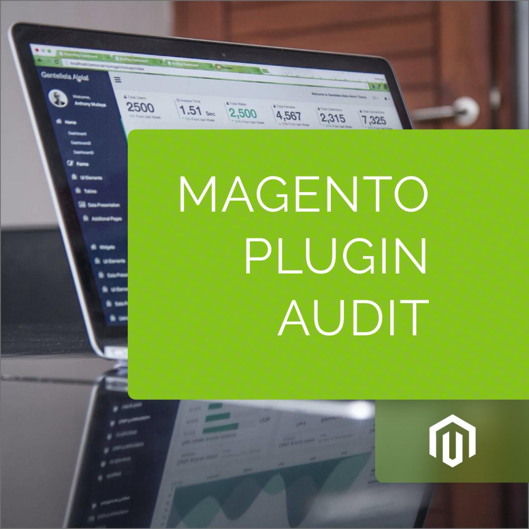 Magento Plugin Audit and Update