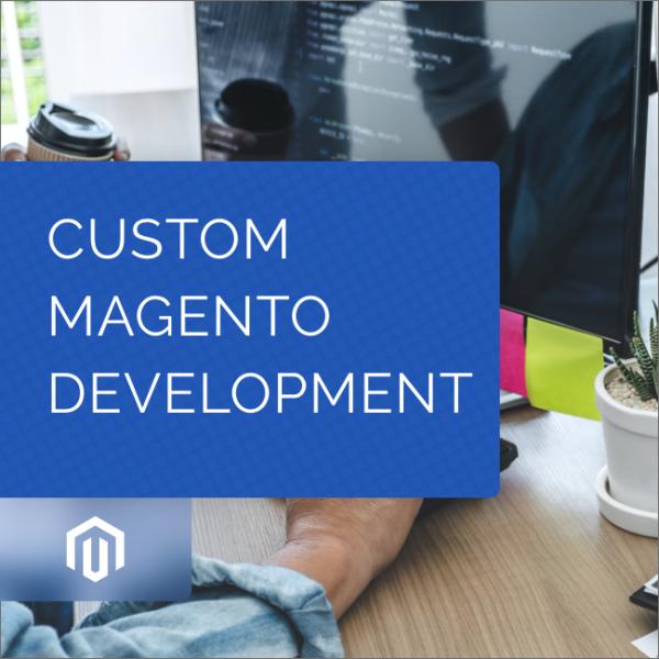 Custom Magento Development