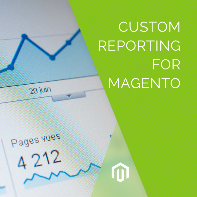 Custom Reporting for Magento