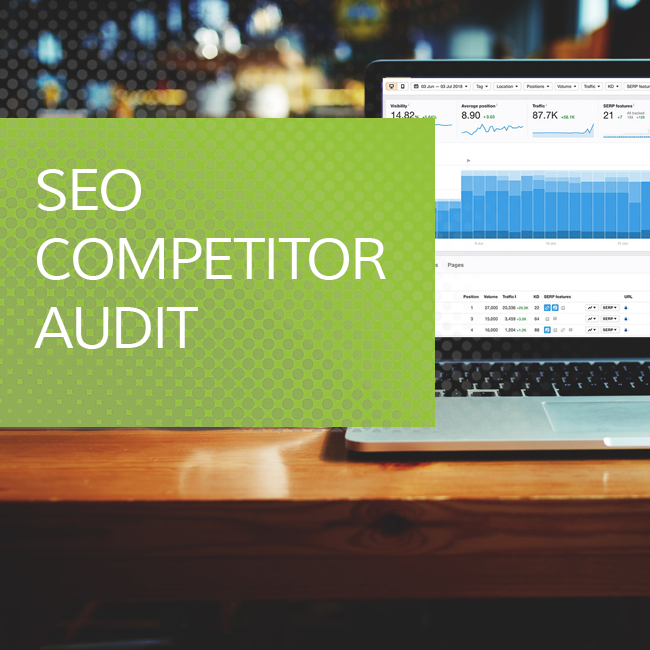 SEO Competitor Audit
