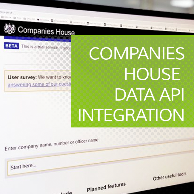 Companies House Data API Integration
