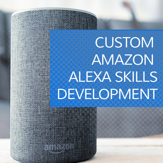 Custom Alexa Skills Development