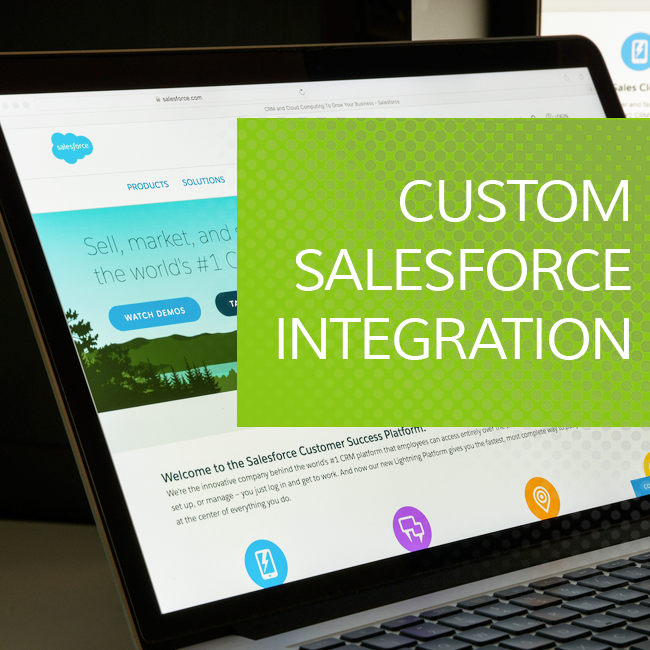 Custom Salesforce Integrations