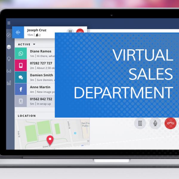 Virtual Sales Department