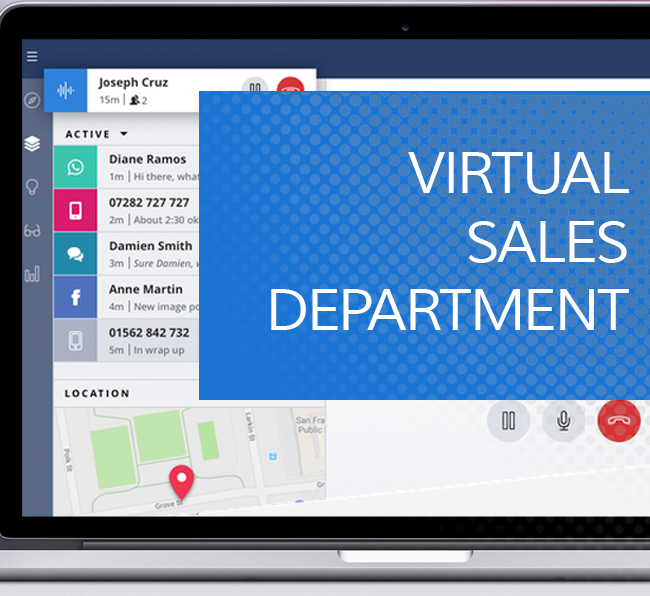 Virtual Sales Department
