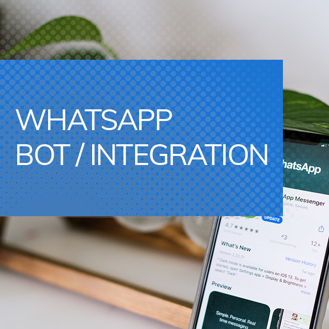 Whatsapp Bot/Integration